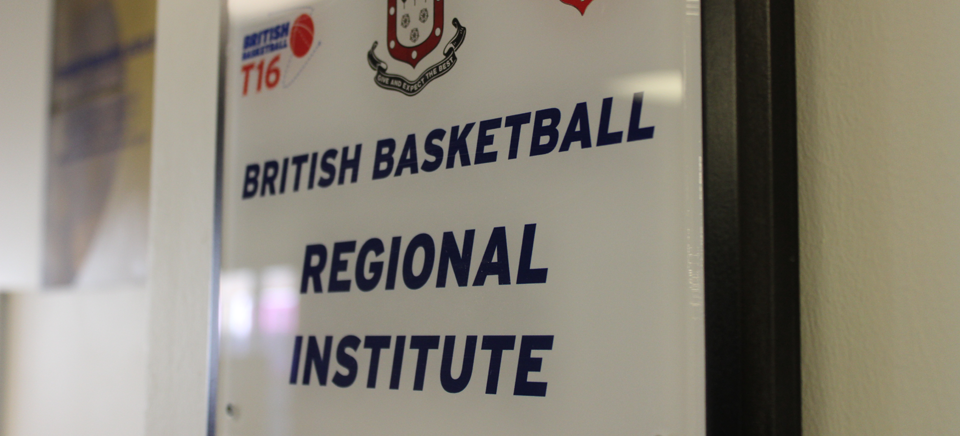 BRITISH BASKETBALL REGIONAL INSTITUTE