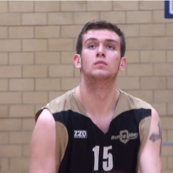 "Oisin Kerlin - 6'8"" Forward - Class of 2015 - Highlights"
