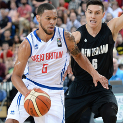 Gilchrist, Okereafor & Wells Named in Initial GB Senior Men's Squad