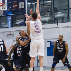 Zak Wells Receives Late GB Senior Men Call Up