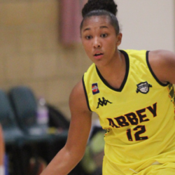 Savannah Wilkinson Named to Molten WBBL All-British Team of the Year 2016-17