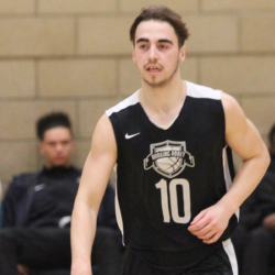 BA D4 Men's Season Comes to End with First Round Playoff Exit