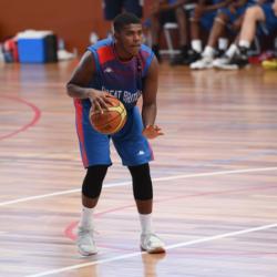 BA Players Make Up Half of GB U20 Men's Squad