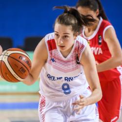Ellmore Stars as GB Under-18 Women Take Fourth
