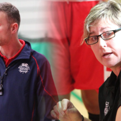 Vear & Burton Given Senior National Team Coaching Appointments