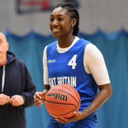 Melita Emanuel-Carr Named to Initial GB Senior Women's Squad